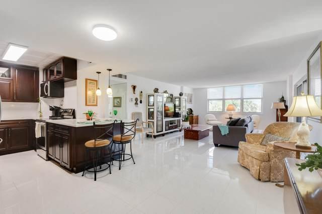 2600 N Flagler Drive #302, West Palm Beach, FL 33407 (#RX-10715269) :: Posh Properties