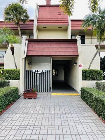 4483 Luxemburg Court #104, Lake Worth, FL 33467 (#RX-10715271) :: Michael Kaufman Real Estate