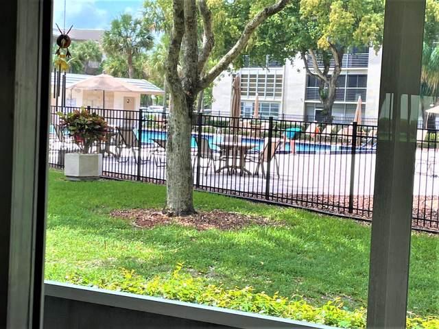 2003 Granada Drive E1, Coconut Creek, FL 33066 (#RX-10715280) :: Baron Real Estate