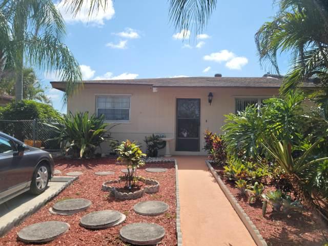 3804 E Heather Drive, Greenacres, FL 33463 (MLS #RX-10715292) :: Berkshire Hathaway HomeServices EWM Realty