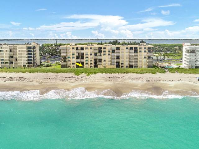 10200 S Ocean Drive #108, Jensen Beach, FL 34957 (#RX-10715295) :: Heather Towe | Keller Williams Jupiter