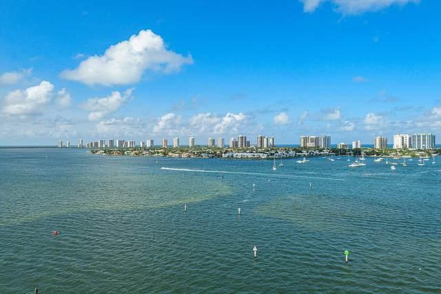 2650 Lake Shore Drive #1501, Riviera Beach, FL 33404 (MLS #RX-10715298) :: Berkshire Hathaway HomeServices EWM Realty