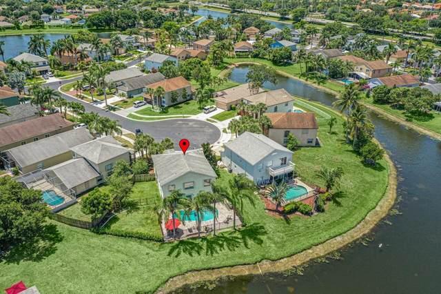 8904 Aubrey Lane, Boynton Beach, FL 33472 (MLS #RX-10715318) :: Castelli Real Estate Services