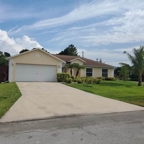 1490 SW Kamchatka Avenue, Port Saint Lucie, FL 34953 (MLS #RX-10715330) :: Castelli Real Estate Services