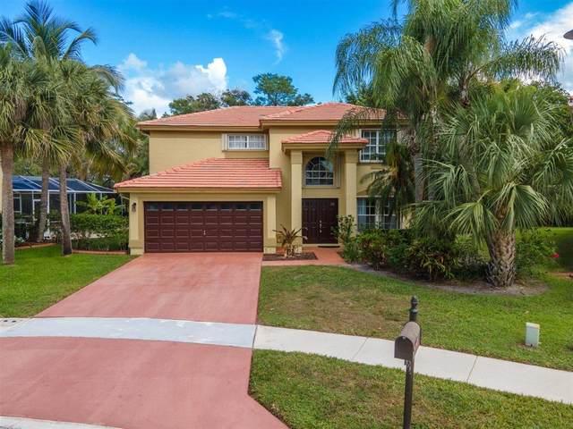 1497 S Club Drive, Wellington, FL 33414 (MLS #RX-10715343) :: Castelli Real Estate Services