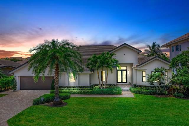 968 Cypress Drive, Delray Beach, FL 33483 (#RX-10715351) :: Heather Towe | Keller Williams Jupiter