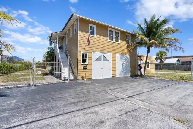 3900 Georgia Avenue, West Palm Beach, FL 33405 (MLS #RX-10715398) :: Berkshire Hathaway HomeServices EWM Realty