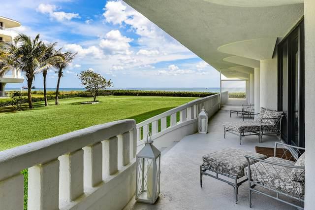 2660 S Ocean Boulevard 102N, Palm Beach, FL 33480 (#RX-10715436) :: The Rizzuto Woodman Team