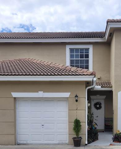 12119 SW 2 Street, Pembroke Pines, FL 33025 (#RX-10715448) :: Heather Towe | Keller Williams Jupiter