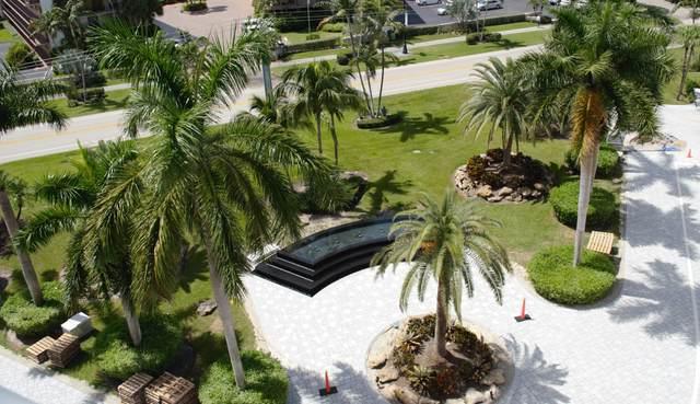 3546 S Ocean Boulevard #814, Palm Beach, FL 33480 (#RX-10715471) :: Dalton Wade