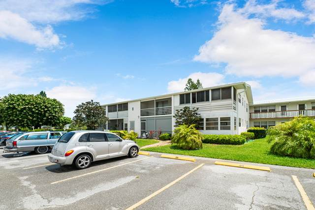 43 Cambridge B, West Palm Beach, FL 33417 (#RX-10715484) :: Michael Kaufman Real Estate