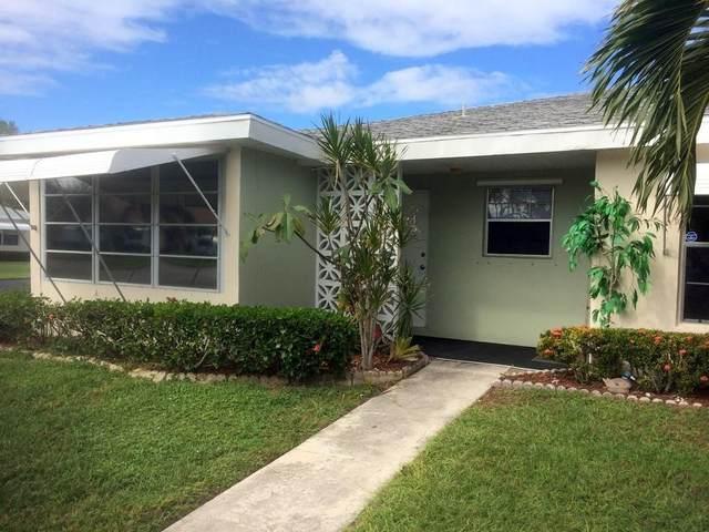 416 Sandpiper Drive B, Fort Pierce, FL 34982 (#RX-10715495) :: DO Homes Group