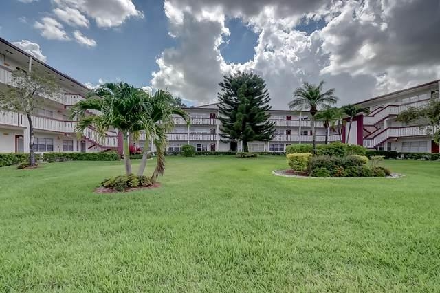 95 Fanshaw C #95, Boca Raton, FL 33434 (#RX-10715507) :: The Rizzuto Woodman Team