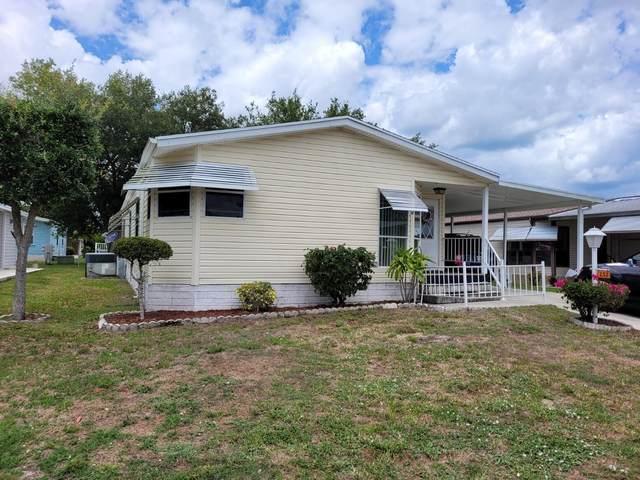 232 Mangrove Bay Place #3, Fort Pierce, FL 34982 (MLS #RX-10715526) :: The Paiz Group