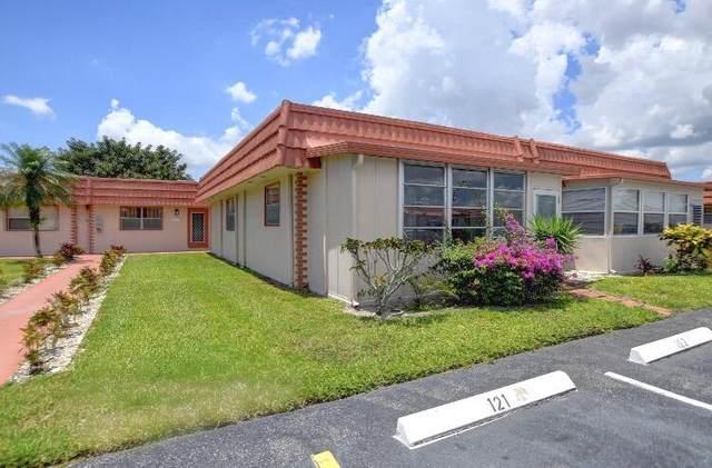 123 Seville E, Delray Beach, FL 33446 (#RX-10715559) :: Heather Towe | Keller Williams Jupiter