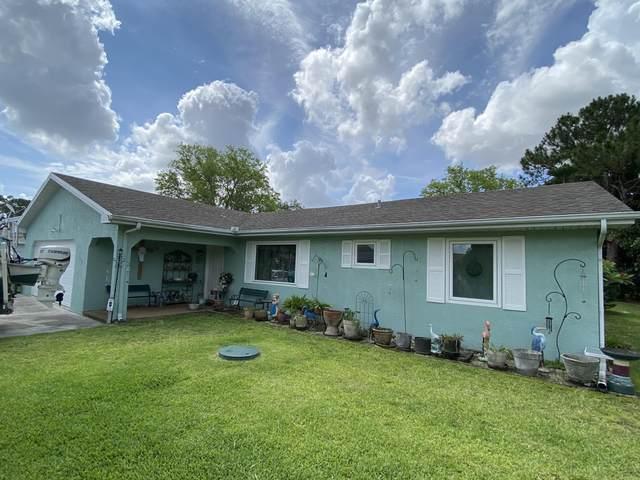 126 SW Eyerly Avenue, Port Saint Lucie, FL 34983 (#RX-10715575) :: Michael Kaufman Real Estate