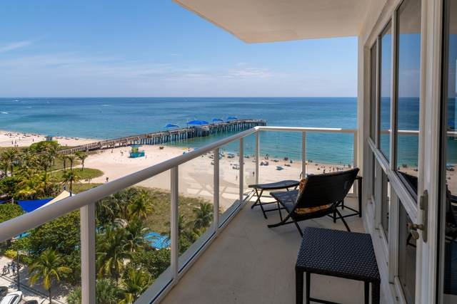 111 N Pompano Beach Boulevard #1209, Pompano Beach, FL 33062 (#RX-10715578) :: Heather Towe | Keller Williams Jupiter