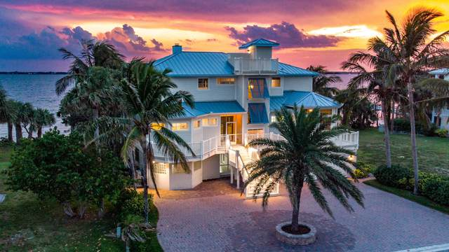 7667 Pelican Pointe Drive, Jensen Beach, FL 34957 (MLS #RX-10715593) :: Castelli Real Estate Services