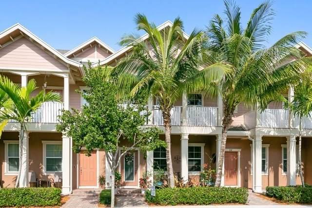 115 Black Ironwood Road #103, Jupiter, FL 33458 (#RX-10715594) :: Treasure Property Group