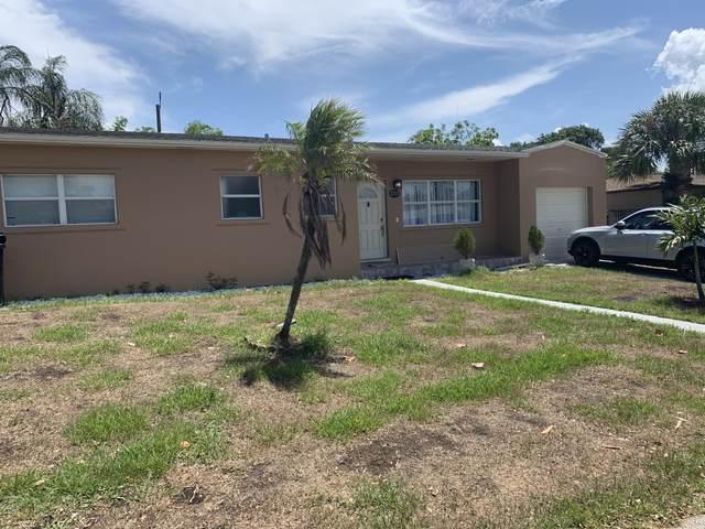 1715 12th Avenue Avenue N, Lake Worth, FL 33460 (#RX-10715603) :: DO Homes Group