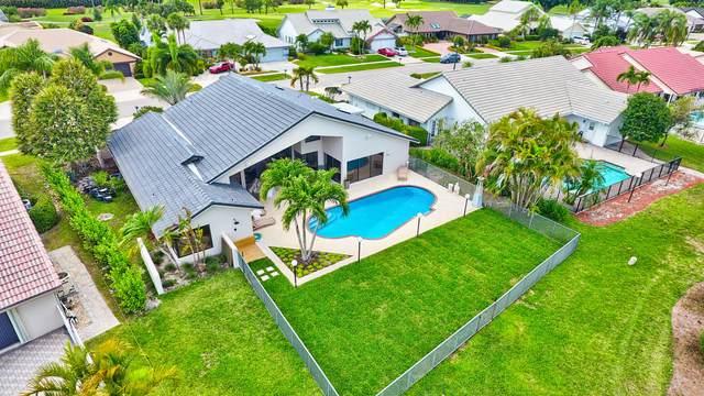 10000 Boca Woods Lane, Boca Raton, FL 33428 (#RX-10715610) :: Heather Towe | Keller Williams Jupiter