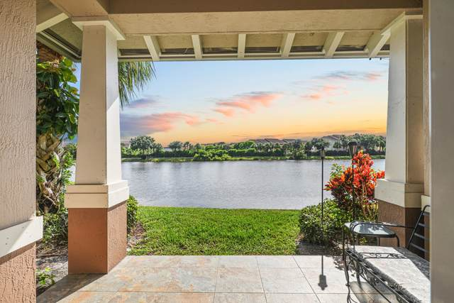 855 Marina Del Ray Lane #1, West Palm Beach, FL 33401 (#RX-10715629) :: Heather Towe | Keller Williams Jupiter