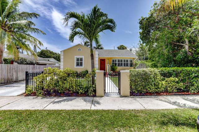 516 38th Street, West Palm Beach, FL 33407 (#RX-10715631) :: Posh Properties