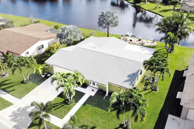 14656 Country Side Lane, Delray Beach, FL 33484 (#RX-10715635) :: Heather Towe | Keller Williams Jupiter