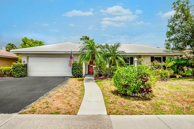 1027 SW 7th Street, Boca Raton, FL 33486 (#RX-10715637) :: Heather Towe | Keller Williams Jupiter