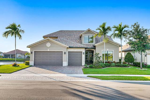 507 Sonoma Isles Circle, Jupiter, FL 33478 (#RX-10715639) :: Heather Towe | Keller Williams Jupiter