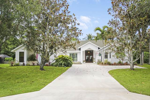 6139 Wood Creek Court, Jupiter, FL 33458 (#RX-10715684) :: Treasure Property Group
