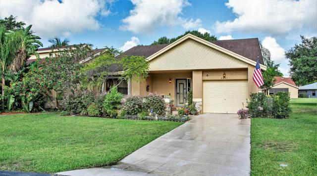 2647 Aloe Avenue, Coconut Creek, FL 33063 (#RX-10715689) :: The Reynolds Team | Compass