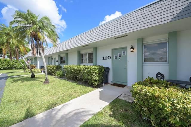 2638 Gately Drive E #110, West Palm Beach, FL 33415 (#RX-10715691) :: Signature International Real Estate