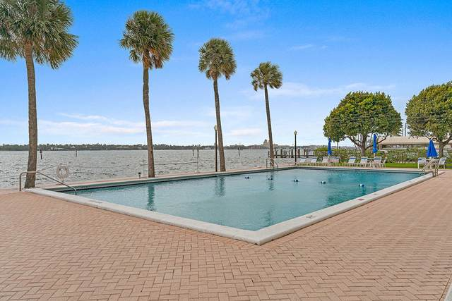 2600 N Flagler Drive #303, West Palm Beach, FL 33407 (MLS #RX-10715694) :: Berkshire Hathaway HomeServices EWM Realty