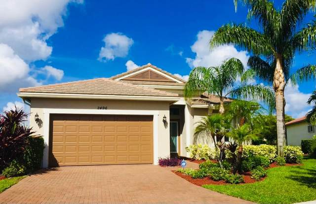 2496 Vicara Court, Royal Palm Beach, FL 33411 (MLS #RX-10715701) :: Castelli Real Estate Services