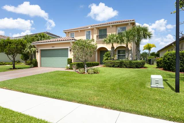 2883 Bellarosa Circle, Royal Palm Beach, FL 33411 (MLS #RX-10715732) :: Castelli Real Estate Services