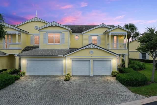 307 Mariner Bay Boulevard, Fort Pierce, FL 34949 (#RX-10715738) :: Treasure Property Group