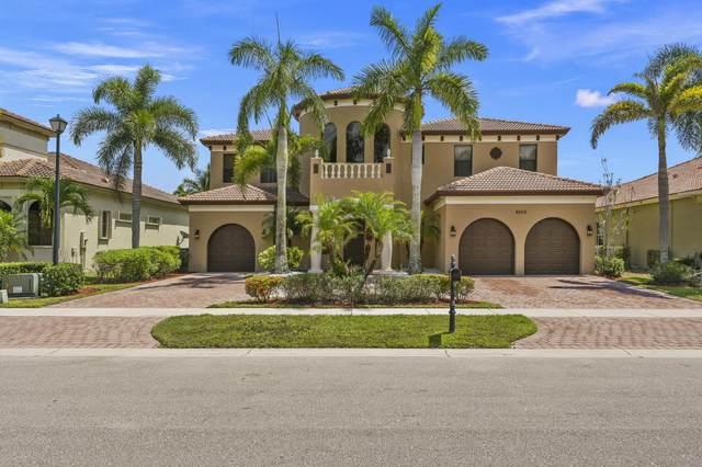 8858 Club Estates Way, Lake Worth, FL 33467 (#RX-10715748) :: Michael Kaufman Real Estate