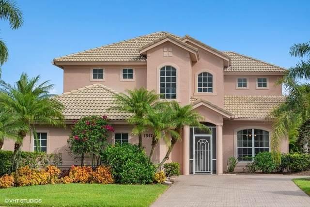 1317 NW Mossy Oak Way, Jensen Beach, FL 34957 (#RX-10715763) :: Treasure Property Group