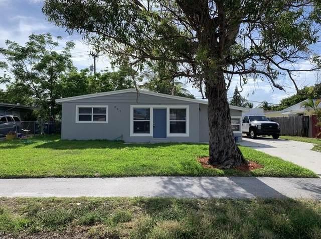 467 Seminole Drive, Lantana, FL 33462 (#RX-10715770) :: Posh Properties