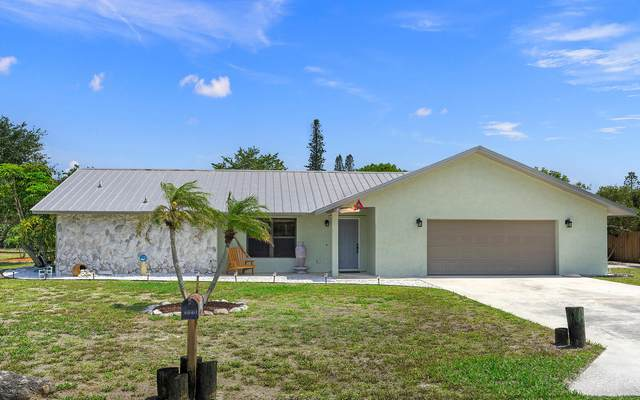8696 SE Algozzini Place, Hobe Sound, FL 33455 (#RX-10715785) :: DO Homes Group