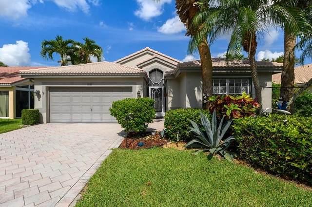 Boynton Beach, FL 33437 :: Michael Kaufman Real Estate