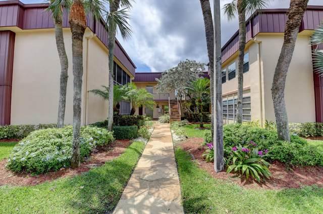 112 Capri C, Delray Beach, FL 33484 (#RX-10715805) :: Signature International Real Estate