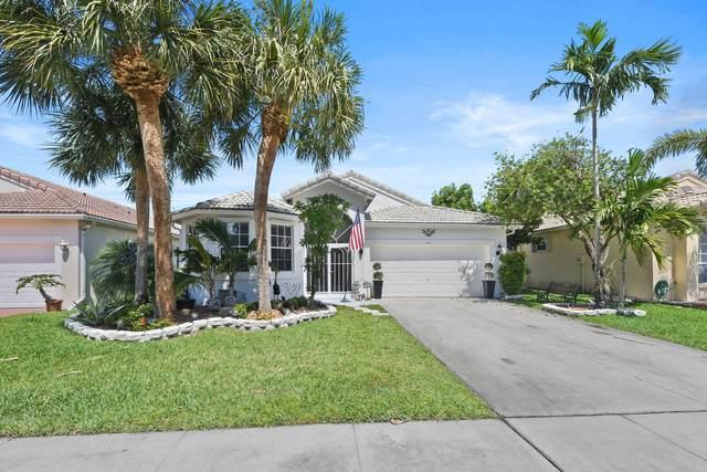 10818 Fillmore Drive, Boynton Beach, FL 33437 (MLS #RX-10715809) :: Miami Villa Group