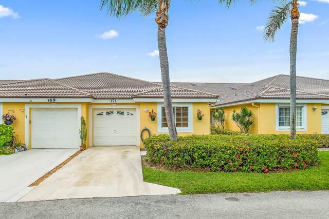 171 N Lakeshore Drive, Hypoluxo, FL 33462 (#RX-10715815) :: Posh Properties