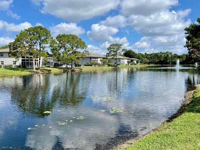 7 Lake Vista Trail #107, Port Saint Lucie, FL 34952 (#RX-10715822) :: Treasure Property Group