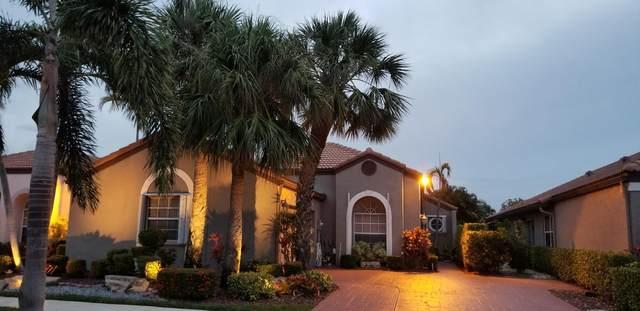 7272 Via Palomar, Boca Raton, FL 33433 (MLS #RX-10715823) :: Miami Villa Group