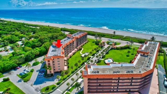 2871 N Ocean Boulevard C517, Boca Raton, FL 33431 (MLS #RX-10715825) :: Miami Villa Group