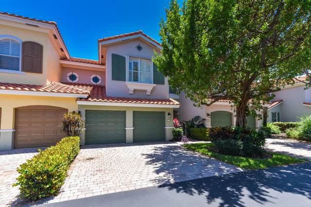 154 Las Brisas Circle #154, Hypoluxo, FL 33462 (#RX-10715831) :: Posh Properties