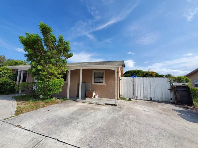 1524 45th Street, West Palm Beach, FL 33407 (#RX-10715841) :: Treasure Property Group